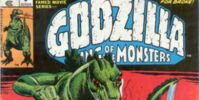 Godzilla, King of the Monsters (Marvel) Issue 9