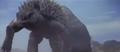 Godzilla vs. MechaGodzilla - Anguirus vs. Fake Godzilla