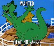 Wanted dead godzukiimage