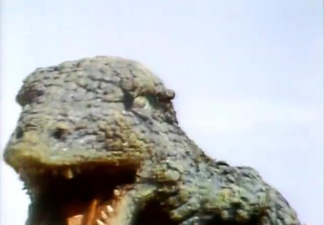 File:Go! Godman - Episode 6 Godman vs. Gorosaurus - 11 - RAH!.png
