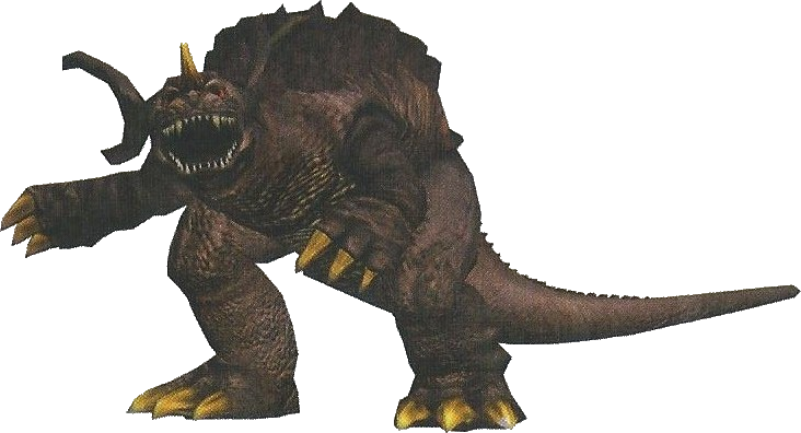 baragon godzilla unleashed - photo #7