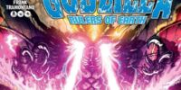 Godzilla: Rulers of Earth Issue 18
