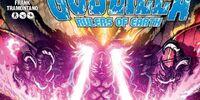 Godzilla: Rulers of Earth Issue 18