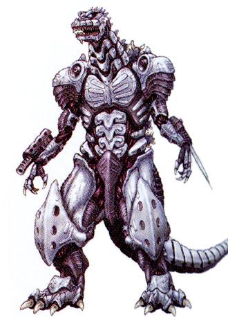 File:Concept Art - Godzilla Against MechaGodzilla - Kiryu 6.png