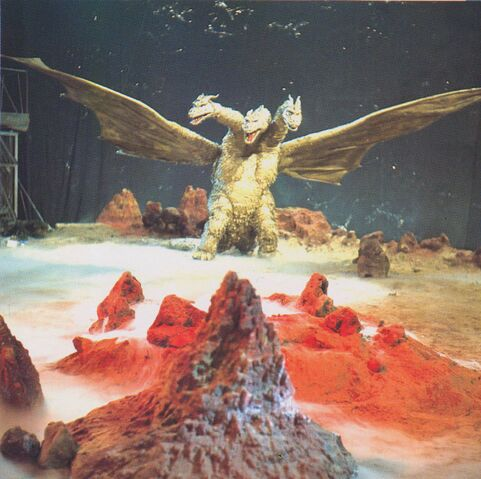 File:ZF - King Ghidorah on Set.jpg