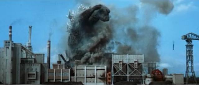 File:Godzilla SoshingekiGoji Destroys New York in 1999 DAM Destroy All Monsters - I just relized that Godzilla destroys NY in 1999 and Zilla attacks NY in 1998....png