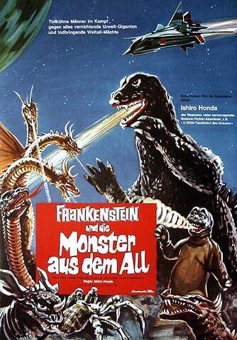 File:Destroy All Monsters German Poster.jpg