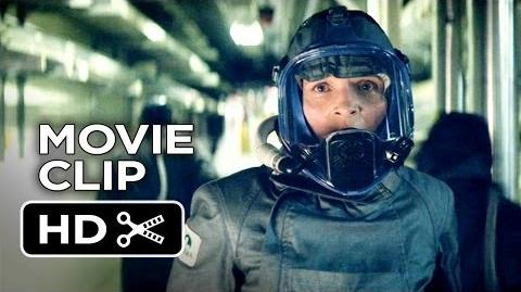 Godzilla Movie CLIP You Need To Get Out Of There (2014) - Juliette Binoche, Gareth Edwards Movie HD