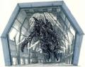 Concept Art - Godzilla Final Wars - Mummified Gigan 3