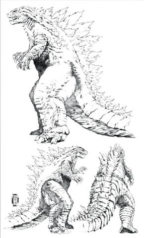 File:Concept Art - Awakening - Godzilla.png