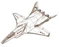 Concept Art - Godzilla Against MechaGodzilla - Shirasagi 4