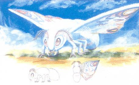File:Concept Art - Rebirth of Mothra 3 - Fairy Mothra 1.png