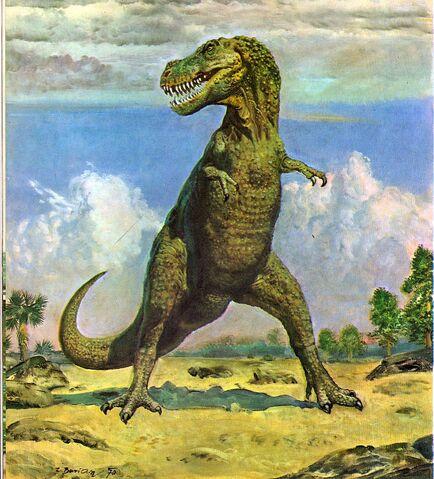 File:Zdeněk Burian Tarbosaurus.jpg