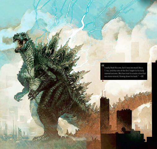 File:Concept Art - Godzilla 2014 - Godzilla 2.jpg