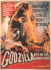 Godzilla King of the Monsters Cuba Poster