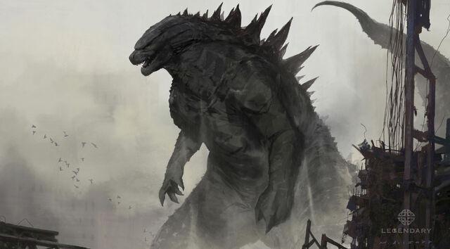 File:Concept Art - Godzilla 2014 - Godzilla 15.jpg