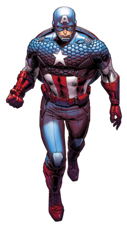 250px-Steven Rogers (Earth-616) from Avengers Vol 5 10 cover