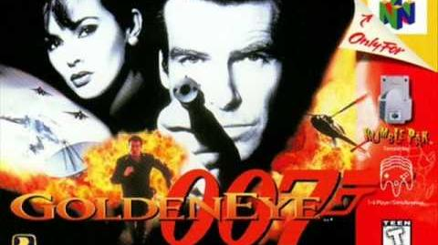 Goldeneye 007 (Music) - Severnaya