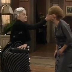 Sophia being slapped by her mother, <a href=