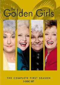 Golden-Girls Season 1 DVD