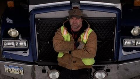 Ice Road Truckers - Meet Darrell Ward