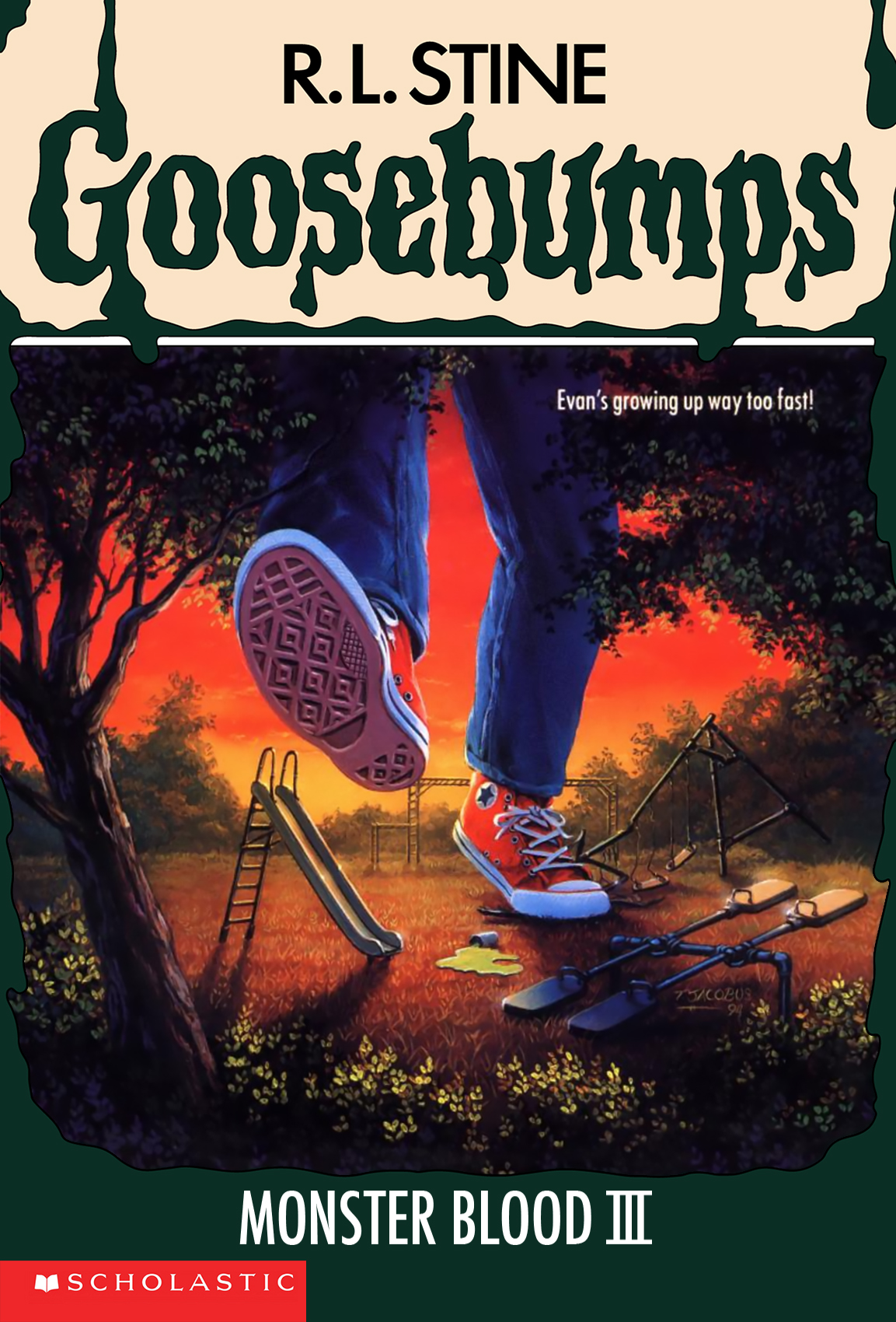 Book Review of Goosebumps  the shocker on shock street   The     The New York Times