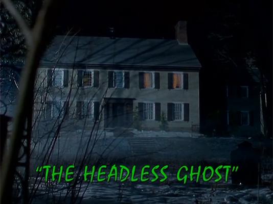 The Headless Ghost Tv Episode Goosebumps Wiki Fandom