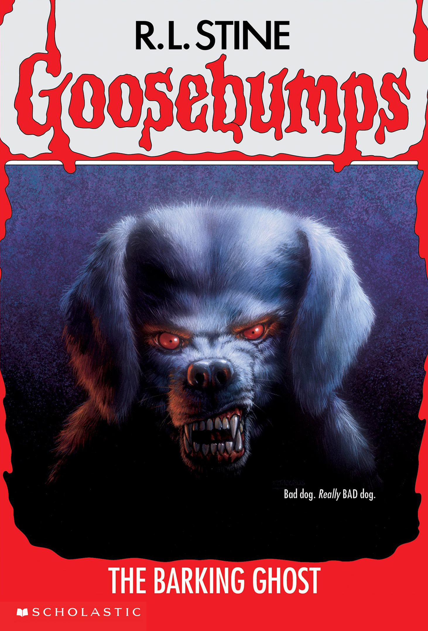 The Barking Ghost Goosebumps Wiki Fandom Powered By Wikia
