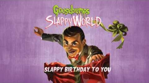 Goosebumps SlappyWorld teaser 1