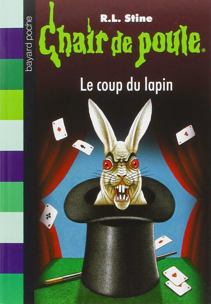 Bad hare day goosebumps wiki fandom powered by wikia - Coup du lapin consequences ...