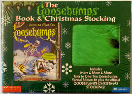 More and more and more tales to give you goosebumps bundle