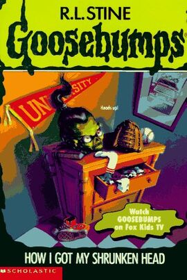 How I Got My Shrunken Head Goosebumps Wiki Wikia