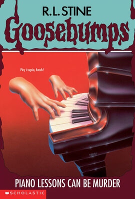 Piano Lessons Can Be Murder | Goosebumps Wiki | Fandom