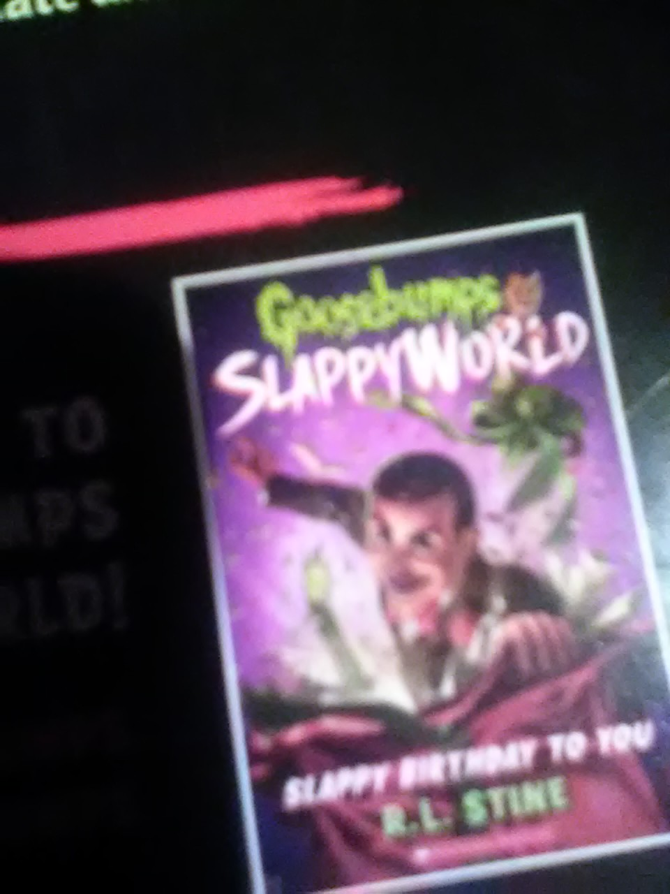 Goosebumps SlappyWorld: #2 Attack of the Jack! by Stine,R,L Paperback Book