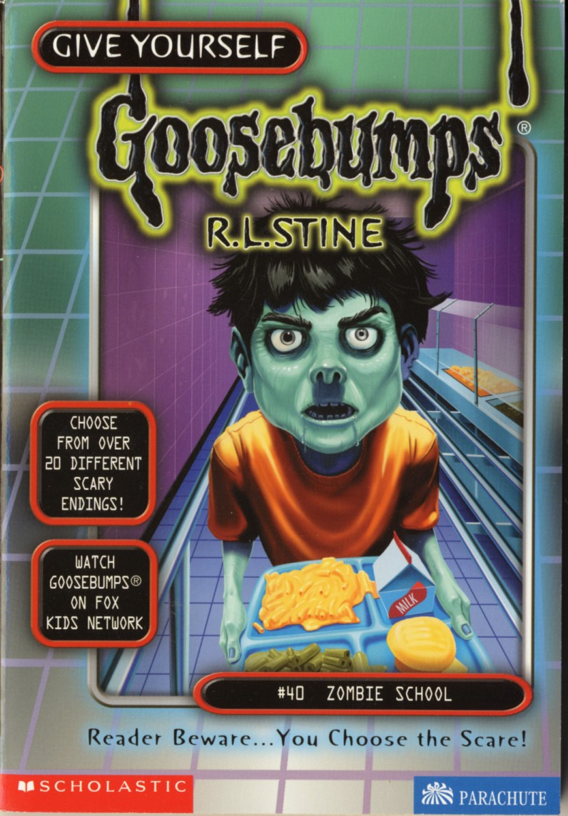 zombie school goosebumps wiki fandom powered by wikia
