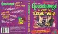 A Night in Terror Tower - UK Audiobook