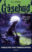 The Werewolf of Fever Swamp - Danish Cover - Varulven fra Febersumpen