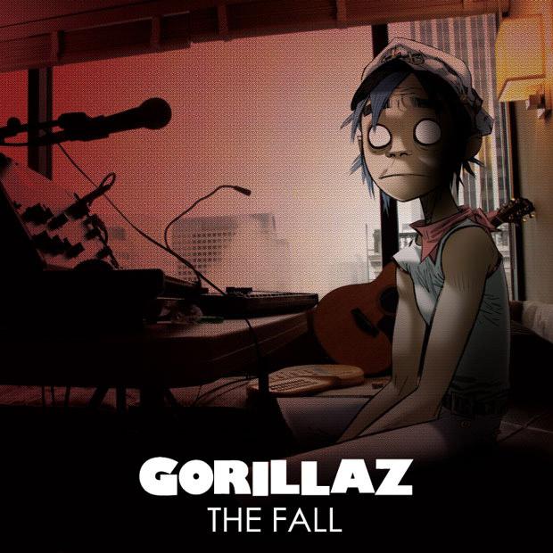 Resultado de imagen de the fall gorillaz