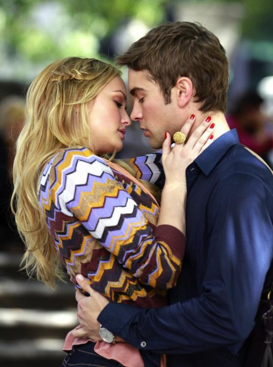 Nate archibald dating history gossip girl