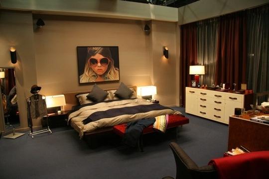 Van der woodsen penthouse gossip girl wiki fandom for Blair waldorf bedroom ideas