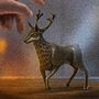 Shireen's Carved Stag