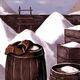 Barrels Salt