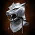 Hound's Head Helmet