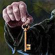 Ramsay's Dog Cage Key