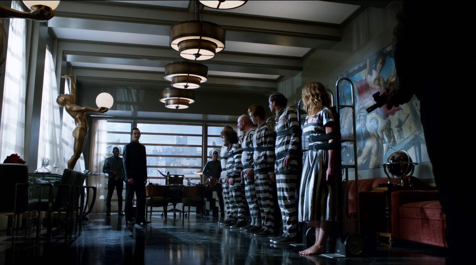 Gotham, saison 2 : Rise of the Villains