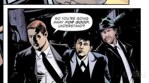 Gotham Stories Chapter 4 - Can Gordon and Bullock Help Oswald?