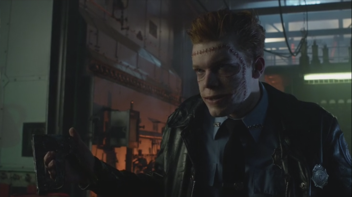 jerome valeska gotham wiki fandom powered by wikia