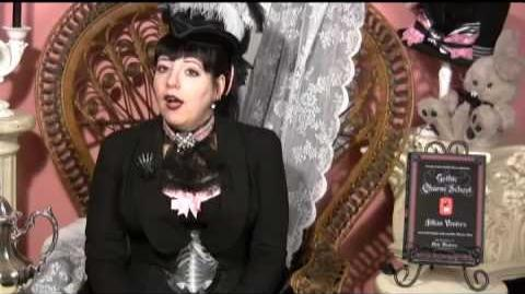 Gothic Charm School Ep.3 Dark Decorum