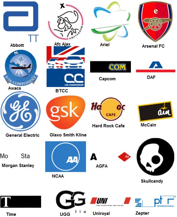 Logo Design Quiz  JPink