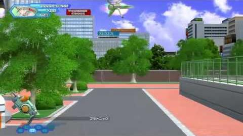 Otomedius X Excellent DLC Stage EX1 Gameplay (St. Gradius School)